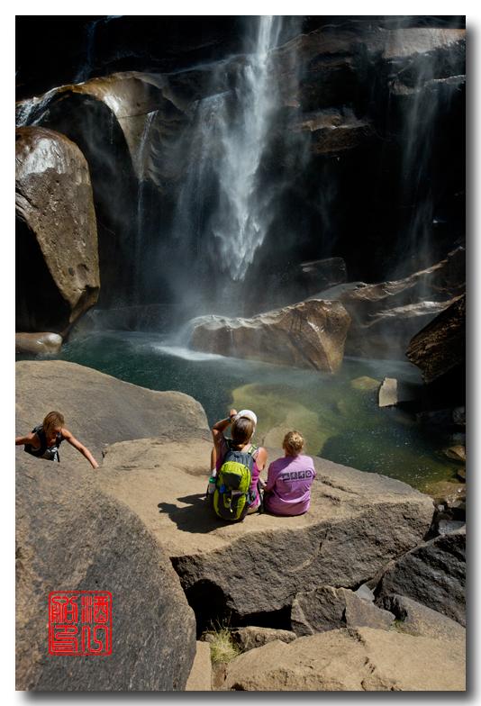 《酒一船》:优胜美地之水 — Vernal 瀑布_图1-25