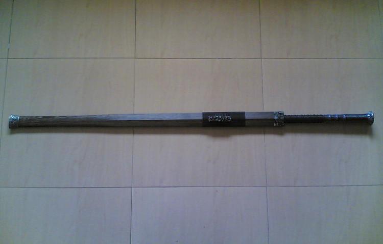 【武术健身】我的双手剑_图1-2