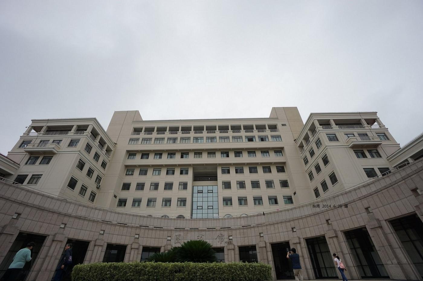 上海师范大学奉贤校区景色(摄影原创)_图1-4
