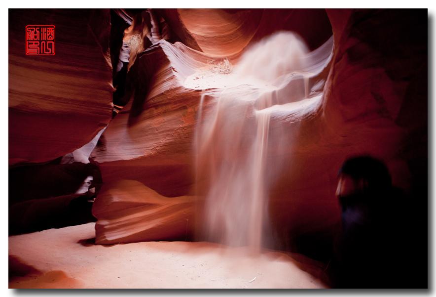 《酒一船》:羚羊谷里沙尘暴 - 西行大环圈之五_图1-9