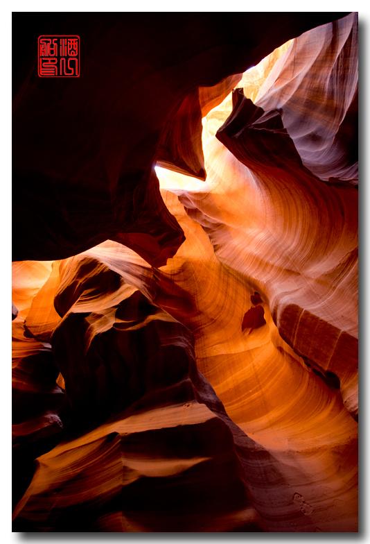 《酒一船》:羚羊谷里沙尘暴 - 西行大环圈之五_图1-17