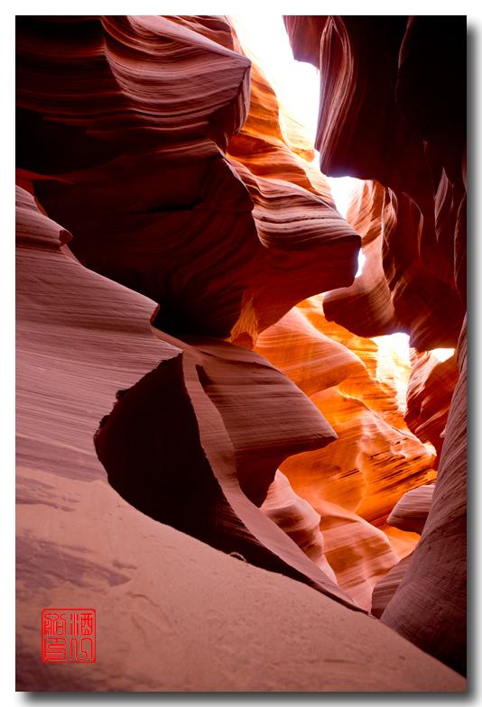 《酒一船》:羚羊谷里沙尘暴 - 西行大环圈之五_图1-39