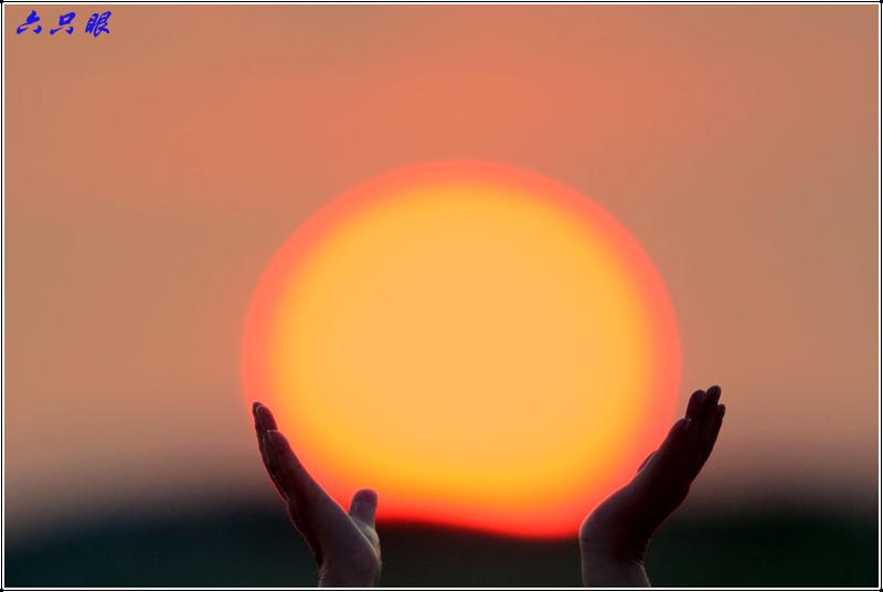 六只眼:我用双手托起太阳_图1-2