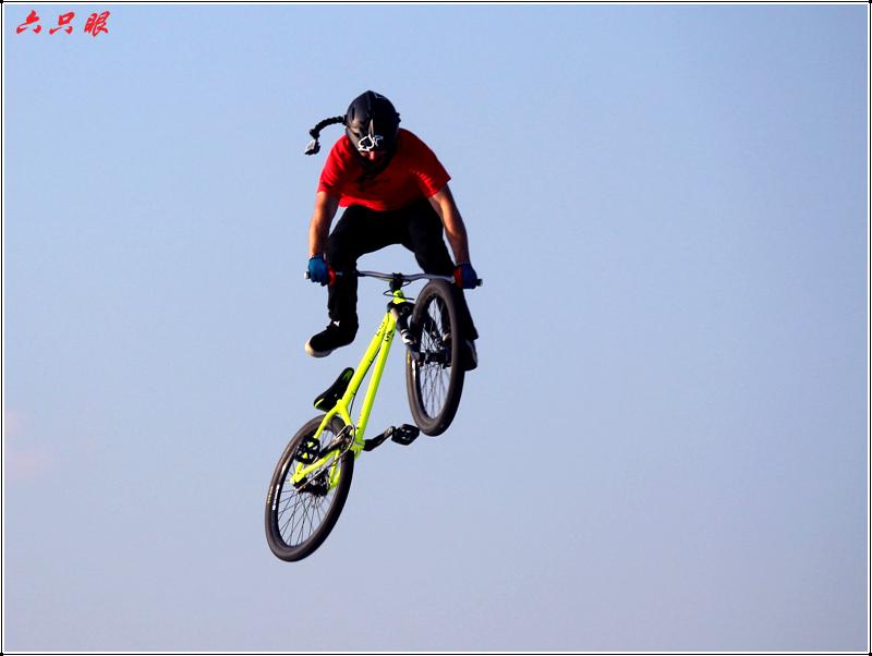 六只眼:勇者的运动---自行车特技_图1-2