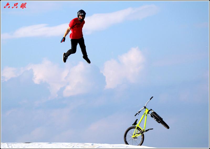 六只眼:勇者的运动---自行车特技_图1-8