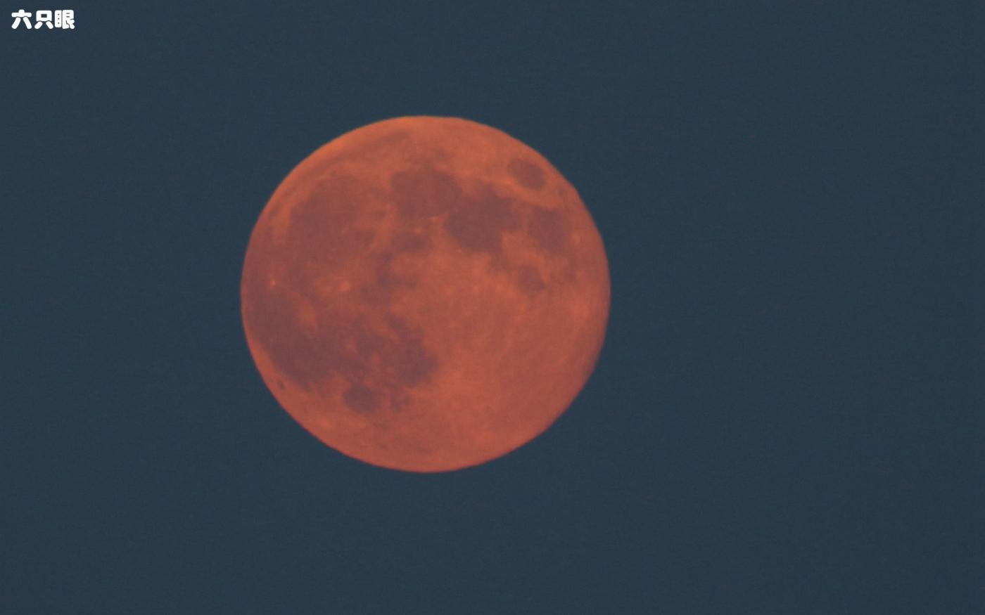 六只眼:试拍超级大月亮_图1-1