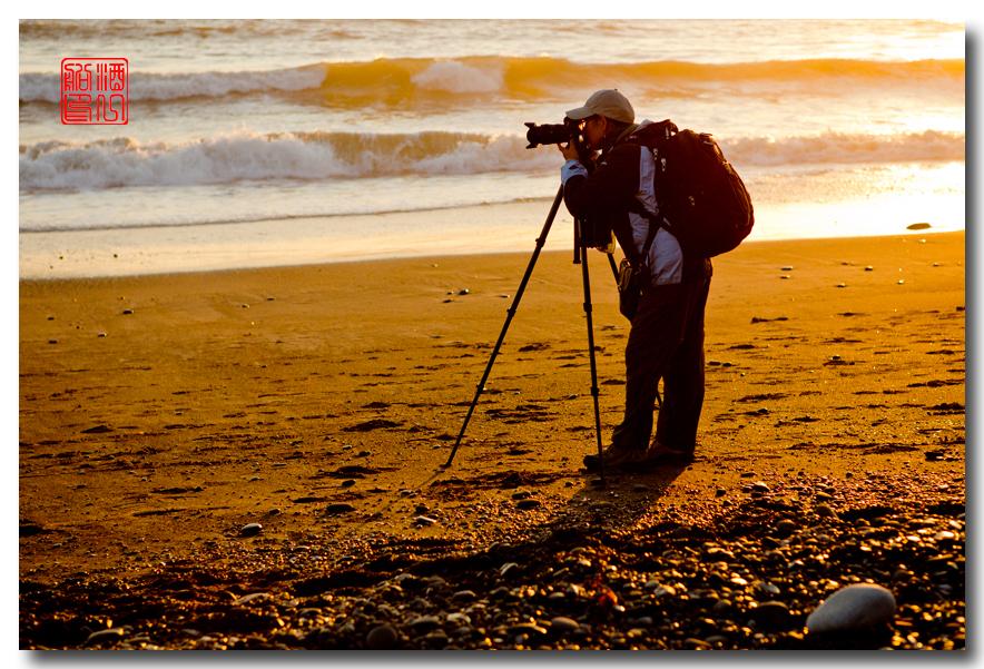 《酒一船摄影》:奥林匹克国家公园的海岸及日落_图1-5