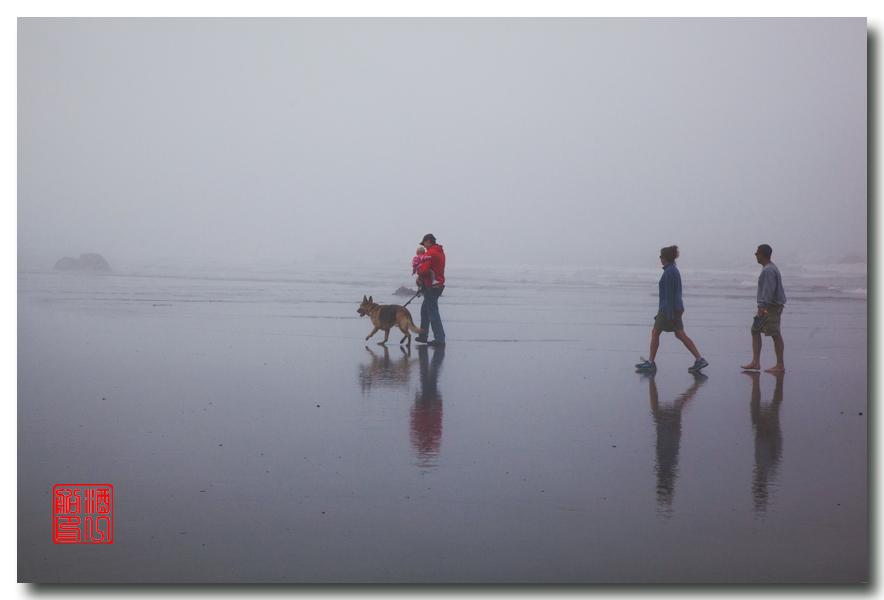 《酒一船摄影》:奥林匹克国家公园的海岸及日落_图1-18