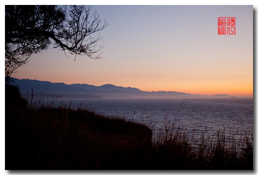 《酒一船摄影》:奥林匹克国家公园的海岸及日落_图1-26