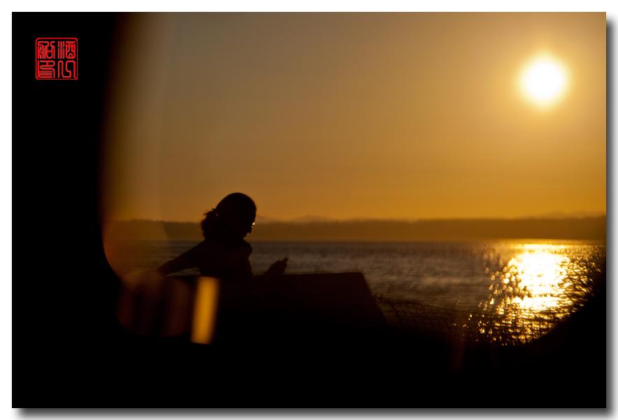 《酒一船摄影》:奥林匹克国家公园的海岸及日落_图1-30