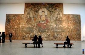 [e郎旧影] 中国文物在纽约