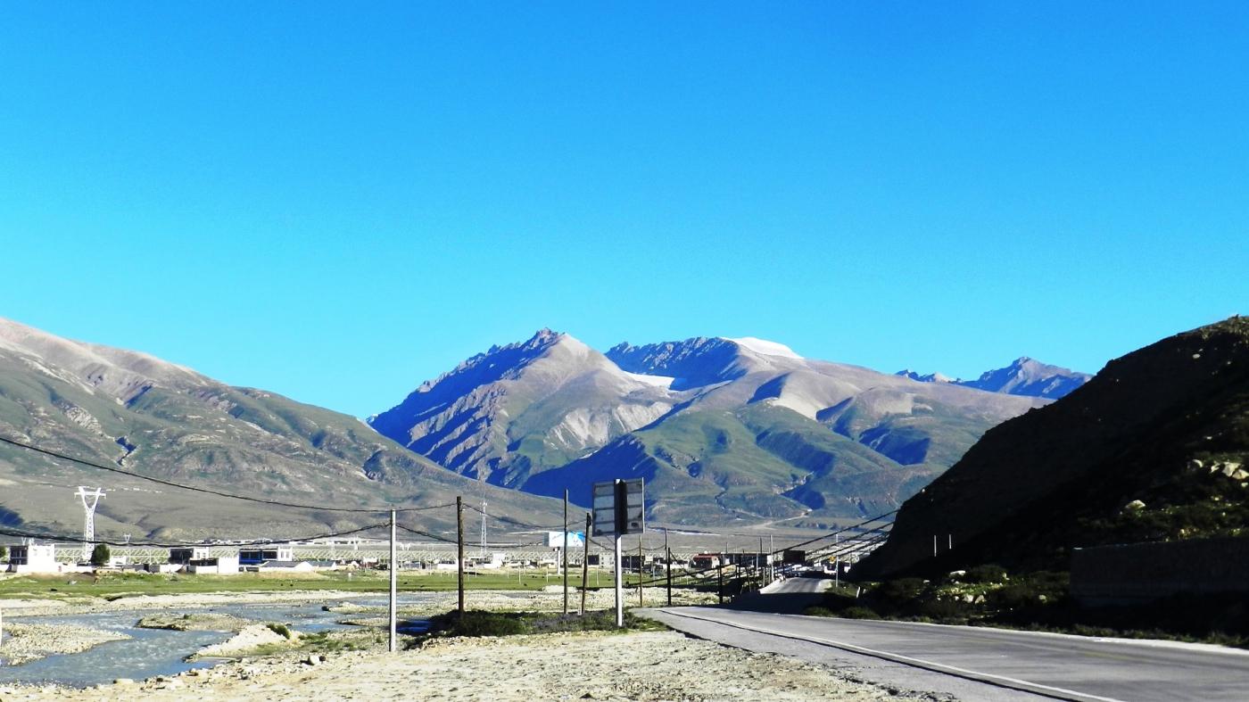 [汉良子]西藏羊八井远眺之二