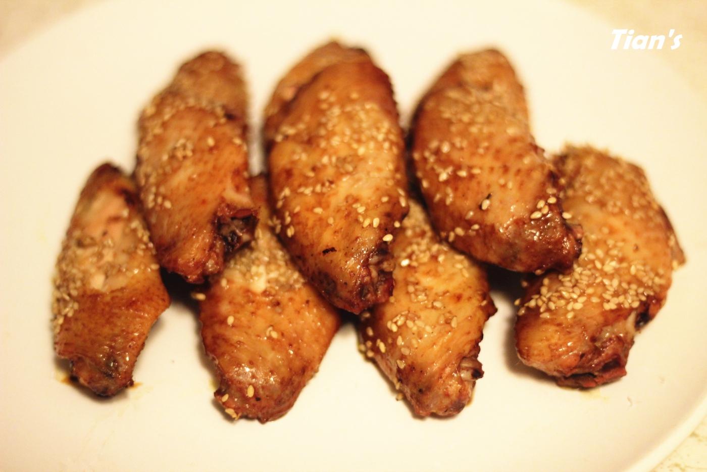 [8 STUDIO]秘制烤鸡翅_图1-7
