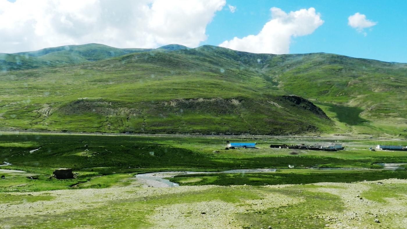 [汉良子]青藏铁路沿线风光(2)