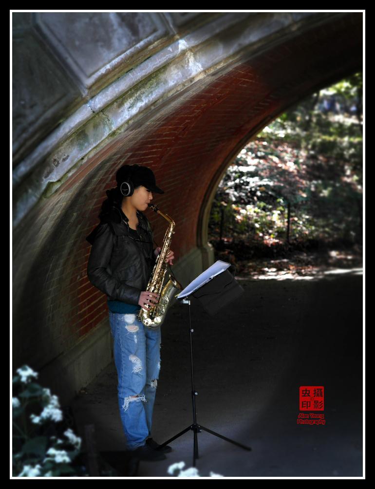 【攝影蟲】紐約中央公園表演人物篇_图1-18