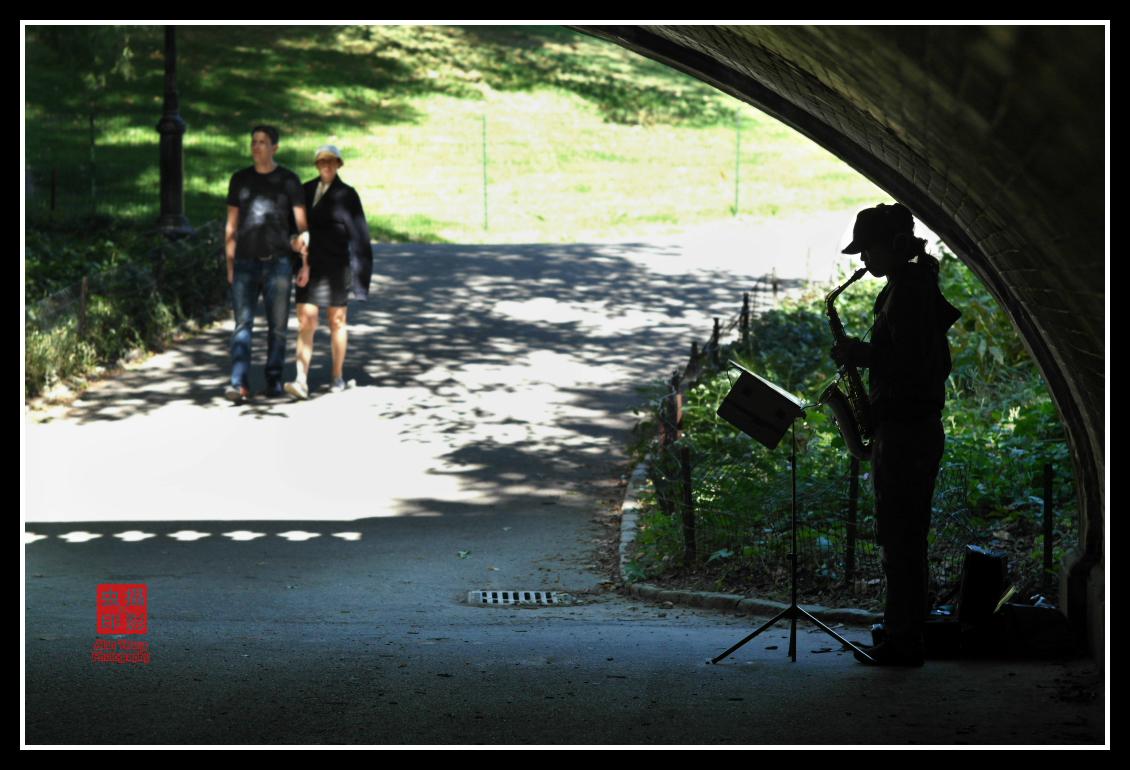 【攝影蟲】紐約中央公園表演人物篇_图1-16