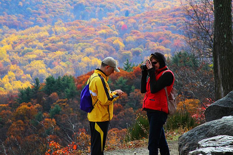 记录你秋天的色彩 纽约!纽约!_图1-4
