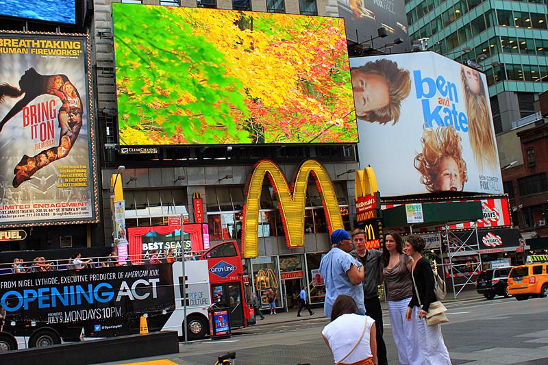 记录你秋天的色彩 纽约!纽约!_图1-6