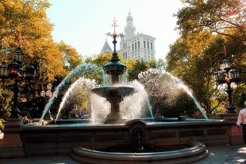 记录你秋天的色彩 纽约!纽约!_图1-8