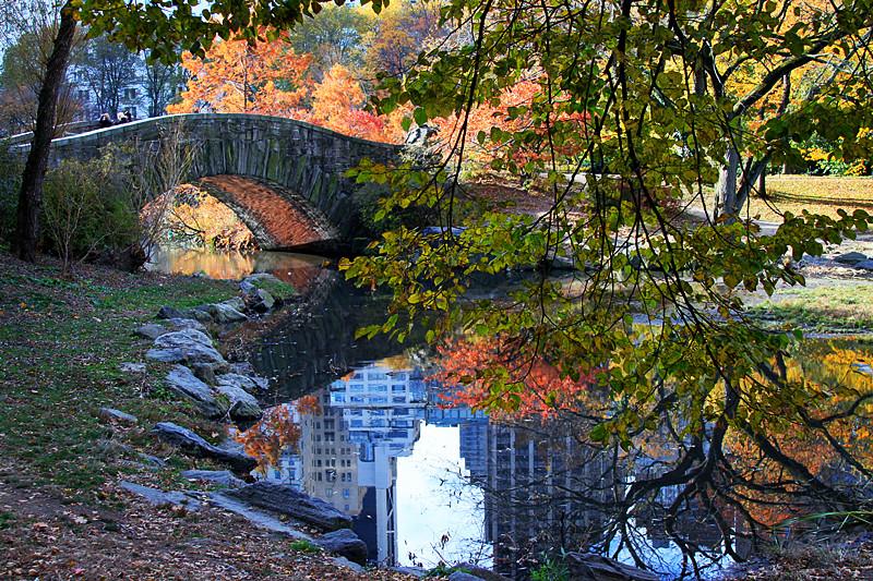 记录你秋天的色彩 纽约!纽约!_图1-12