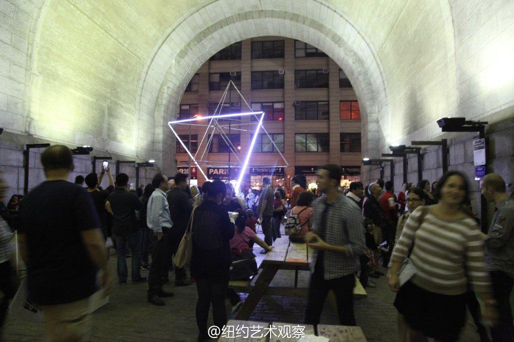 2014布鲁克林DUMBO艺术节回顾_图1-5