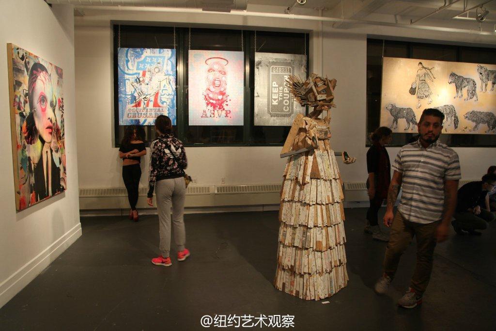 2014布鲁克林DUMBO艺术节回顾_图1-11