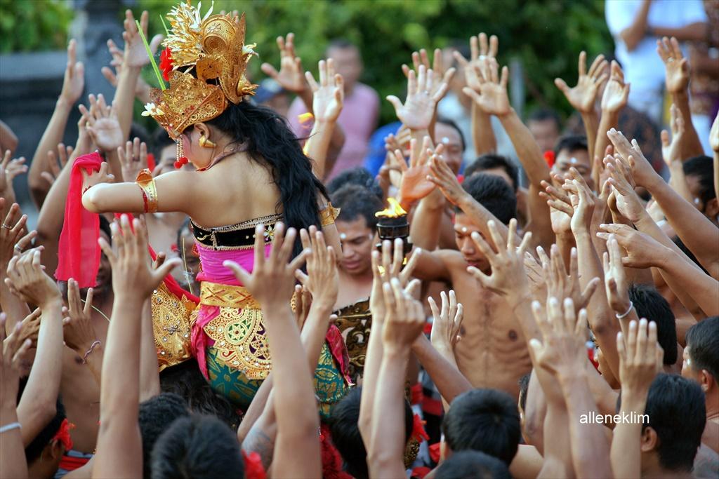 Alleneklim - 拍攝巴厘岛傳统舞蹈(一)_图1-4