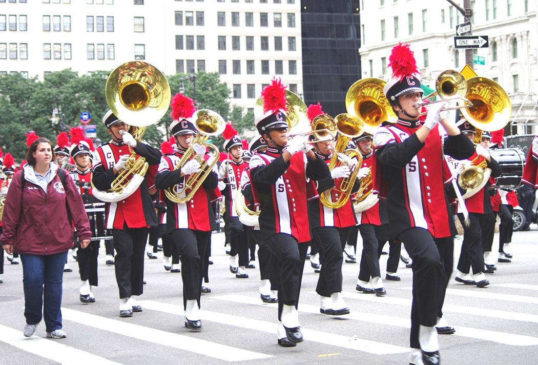 哥伦布节游行_图1-19