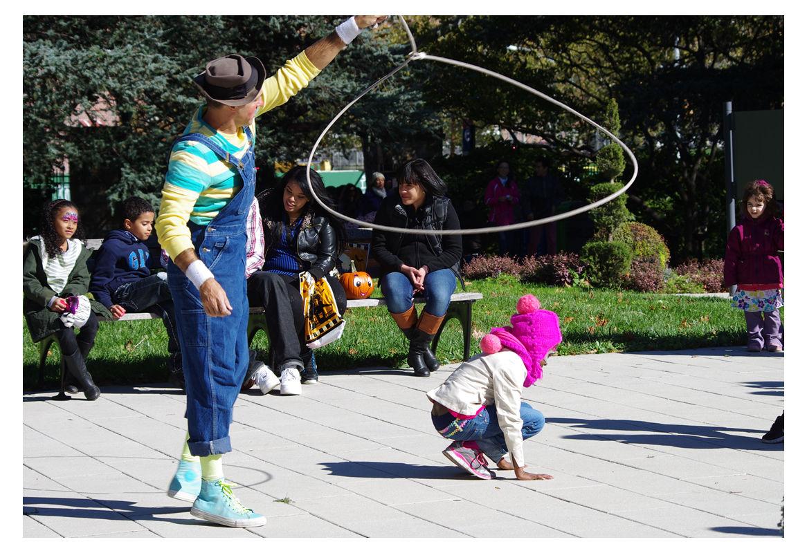 南瓜节—儿童乐趣多