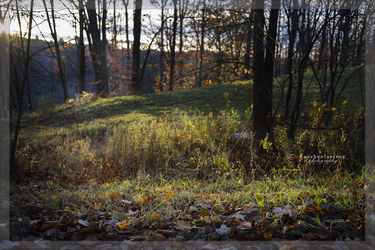 秋末北上游------访佛蒙特名镇Woodstock_图1-6