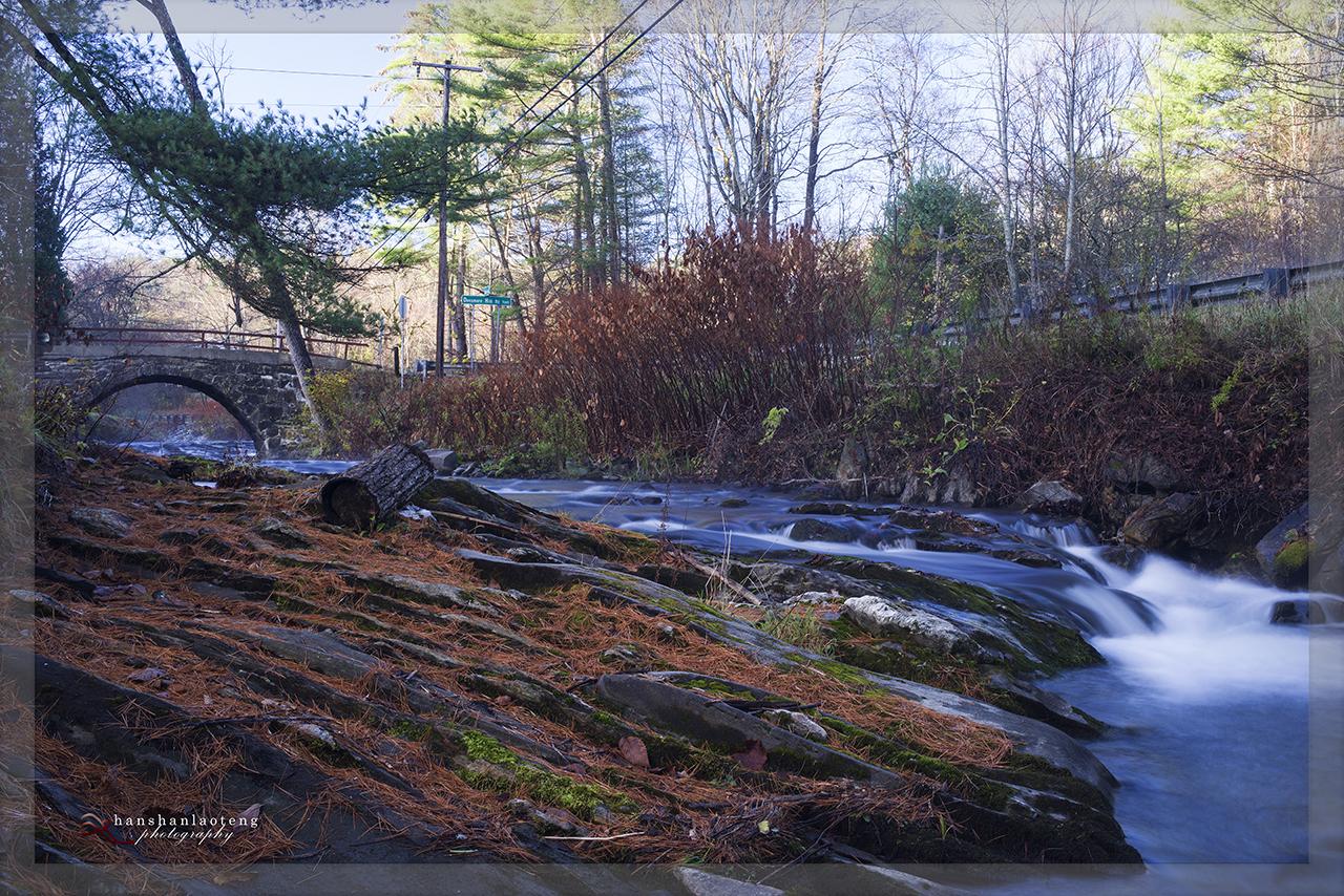 秋末北上游------访佛蒙特名镇Woodstock_图1-13