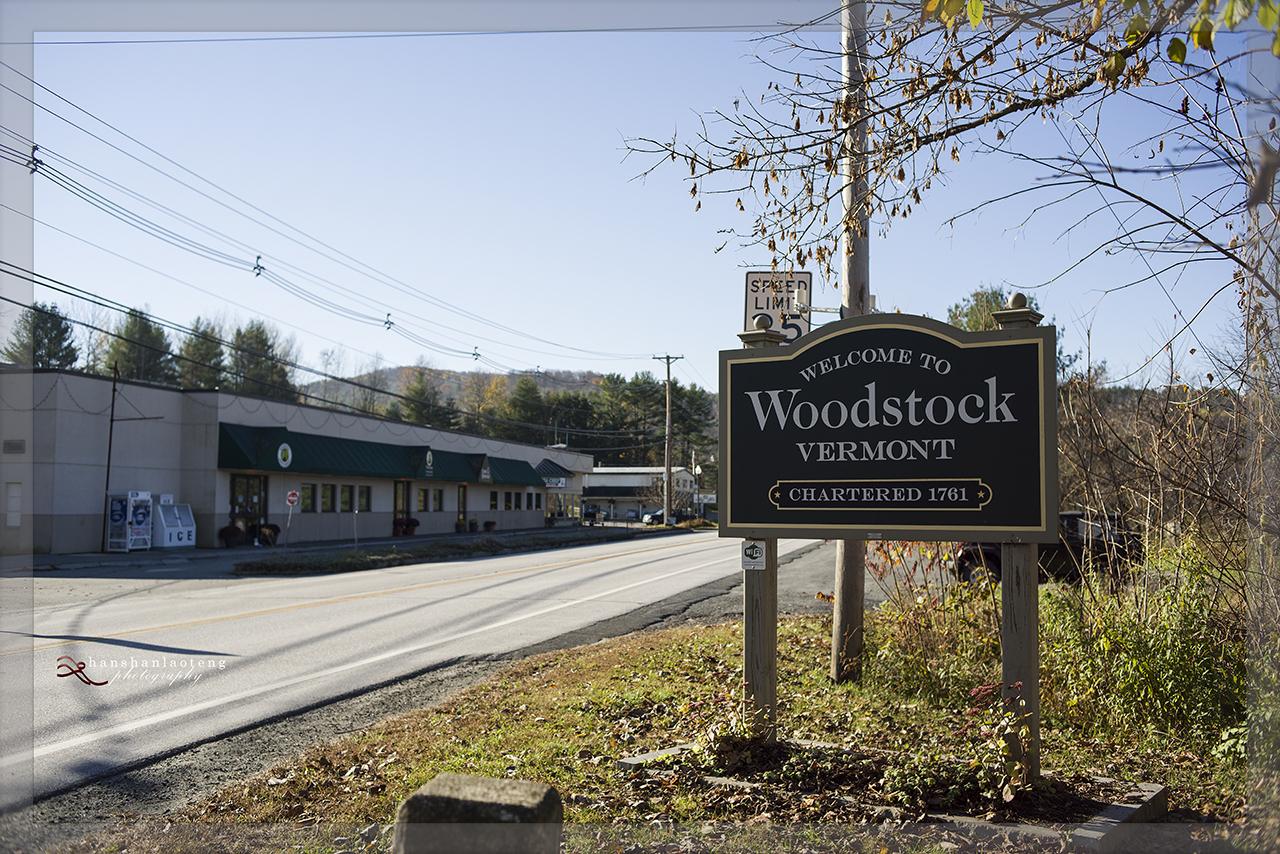 秋末北上游------访佛蒙特名镇Woodstock_图1-16