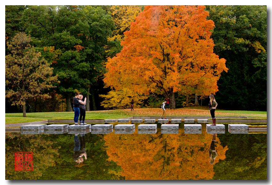 《酒一船摄影》:克拉克艺术学院 - 新英格兰赏秋行之一_图1-10