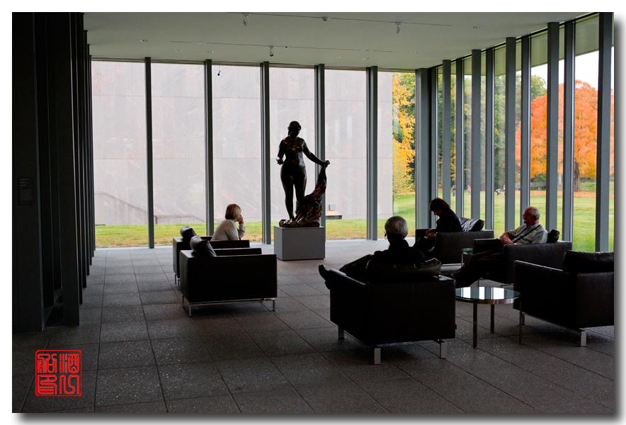 《酒一船摄影》:克拉克艺术学院 - 新英格兰赏秋行之一_图1-12