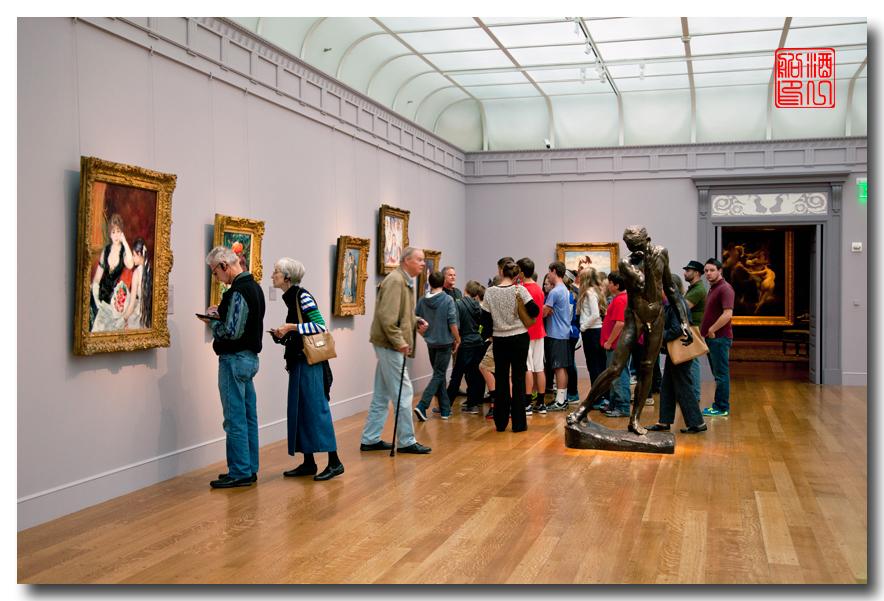《酒一船摄影》:克拉克艺术学院 - 新英格兰赏秋行之一_图1-23