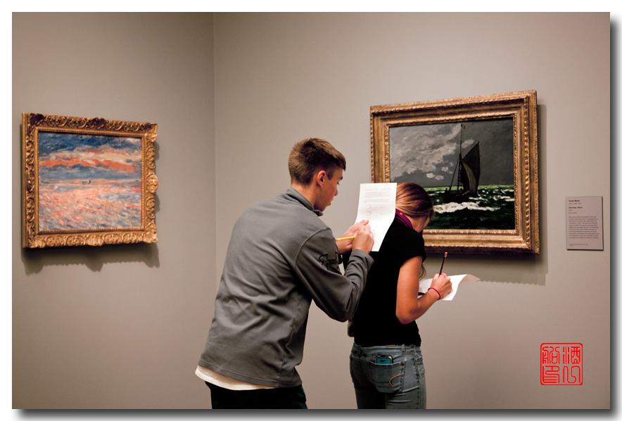 《酒一船摄影》:克拉克艺术学院 - 新英格兰赏秋行之一_图1-35