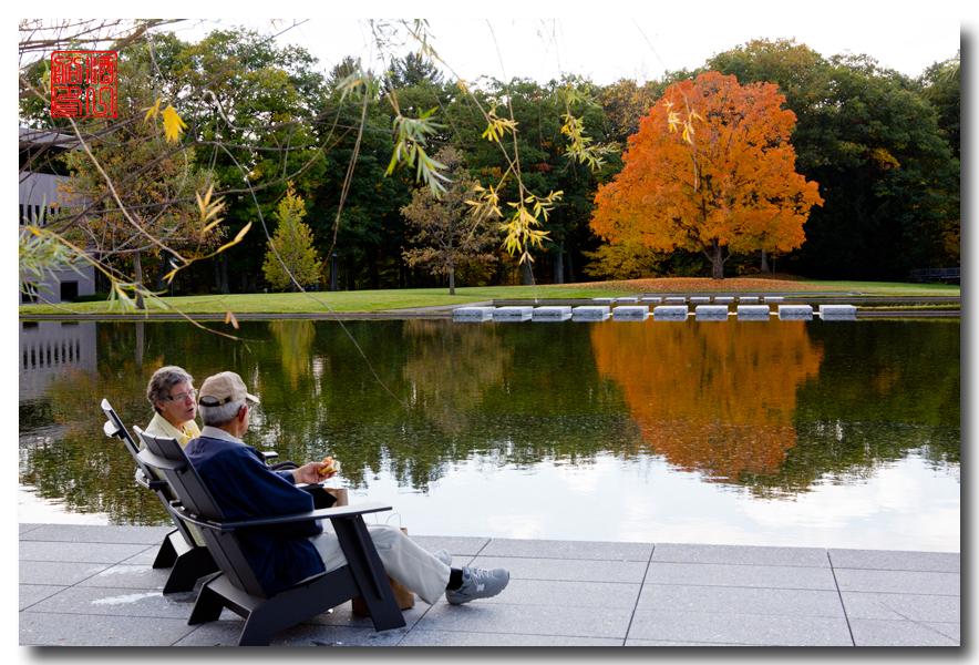 《酒一船摄影》:克拉克艺术学院 - 新英格兰赏秋行之一_图1-43