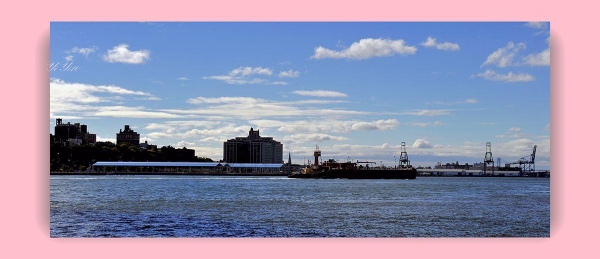 【原创】再走纽约东河岸(摄影)_图1-3