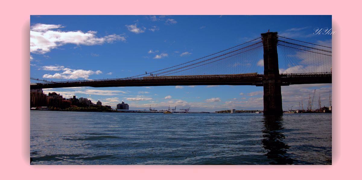 【原创】再走纽约东河岸(摄影)_图1-2
