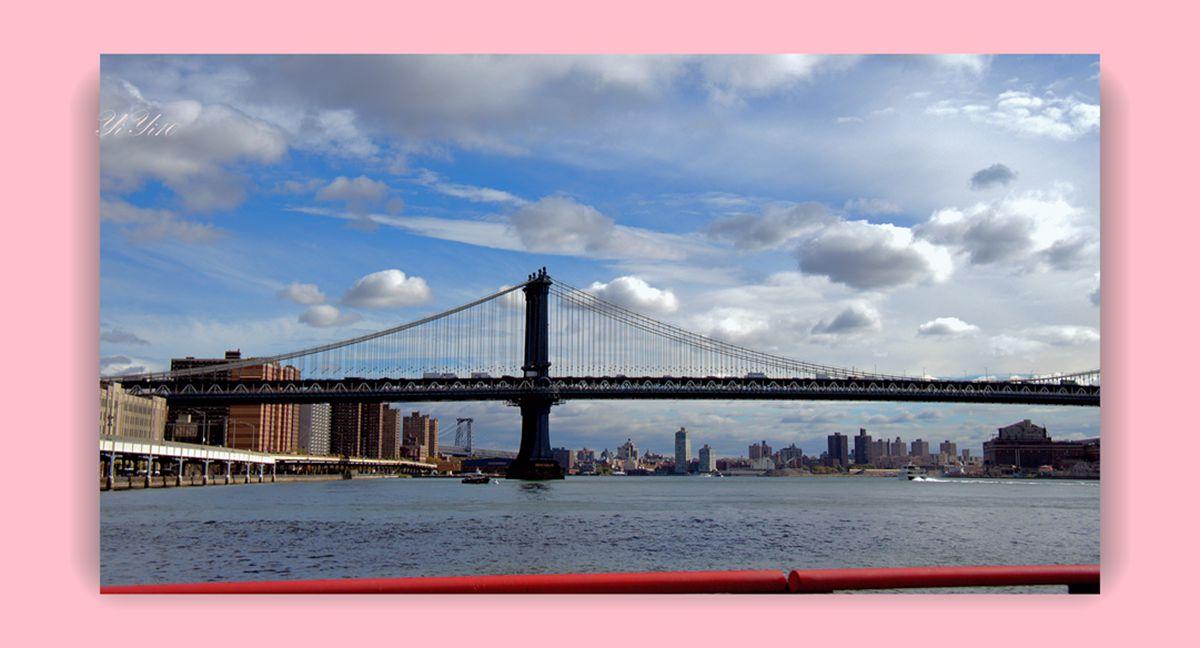 【原创】再走纽约东河岸(摄影)_图1-5