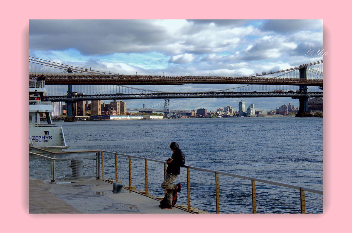 【原创】再走纽约东河岸(摄影)_图1-9