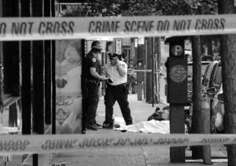 凶案频传:纽约华人的血光之年_图1-1