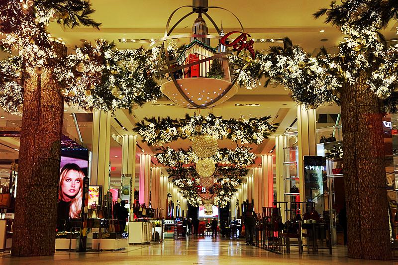 【Macys梅西】圣诞橱窗