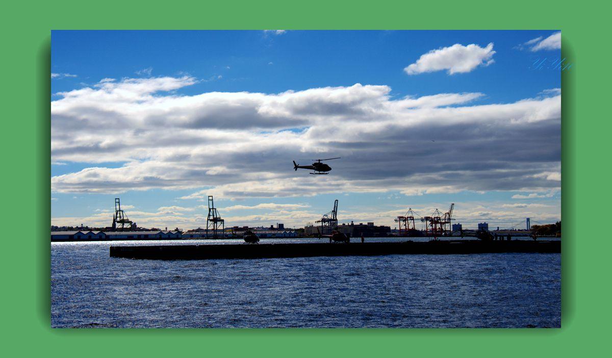 【原创】纽约观光直升机场(摄影)_图1-7