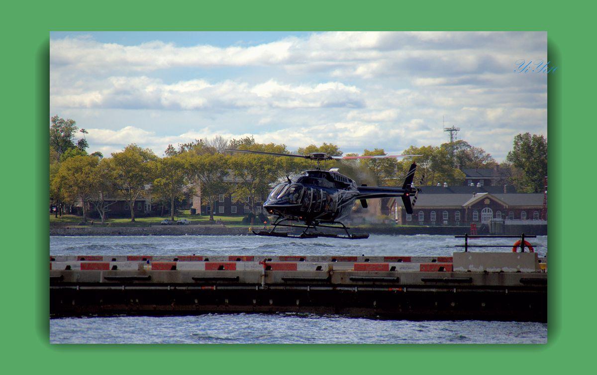 【原创】纽约观光直升机场(摄影)_图1-6