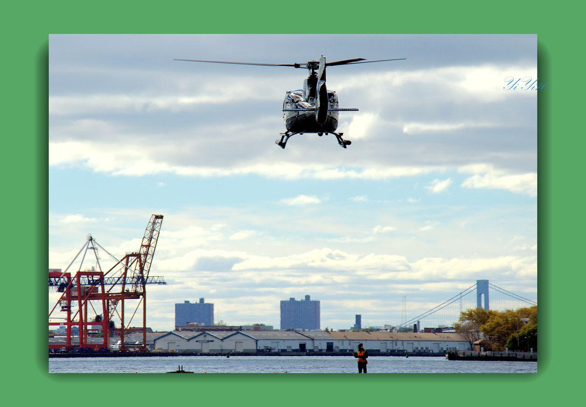 【原创】纽约观光直升机场(摄影)_图1-5