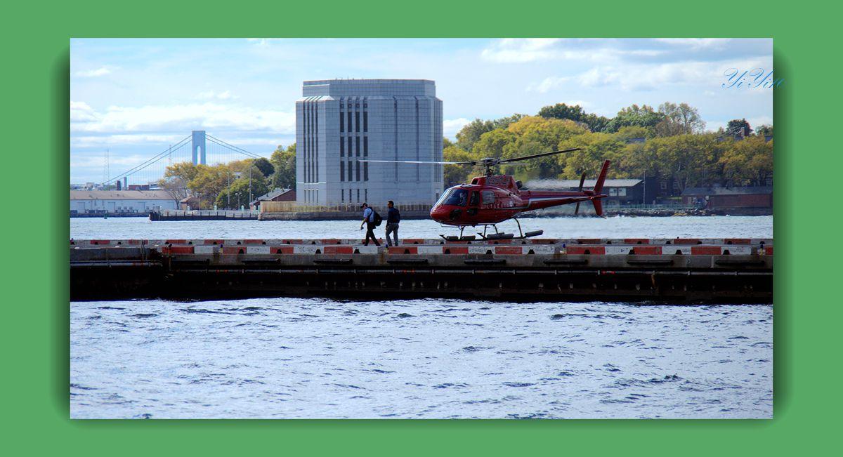 【原创】纽约观光直升机场(摄影)_图1-4