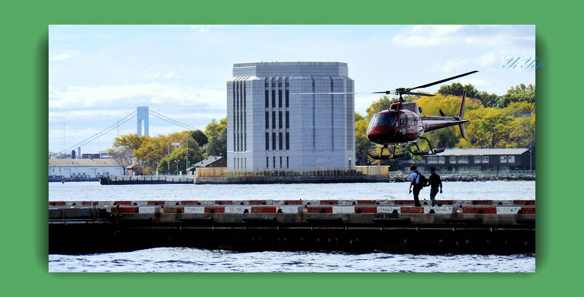 【原创】纽约观光直升机场(摄影)_图1-9
