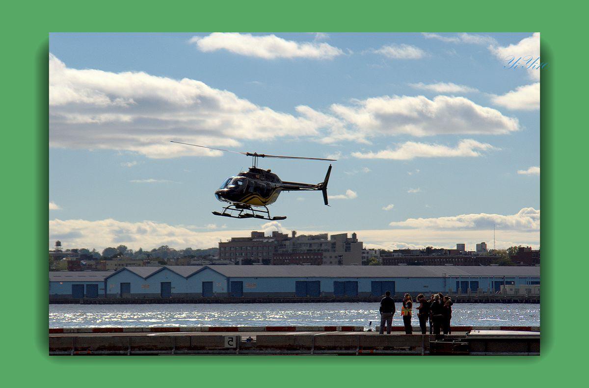 【原创】纽约观光直升机场(摄影)_图1-11