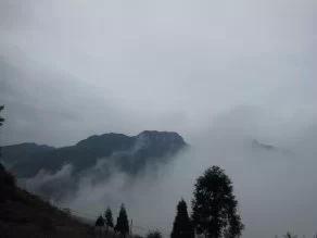 沉睡千年——白龙湖